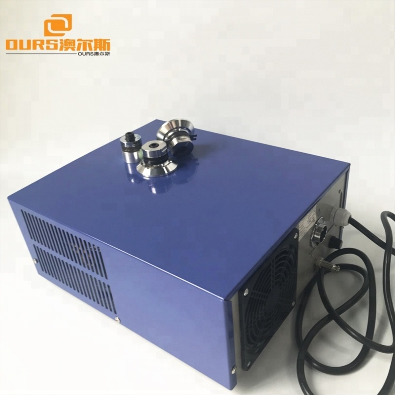 135khz High Frequency ultrasonic Generator for cleaning tank ultrasonic cleaning systems