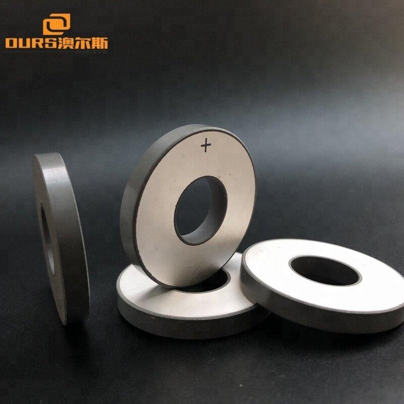 Piezoelectric Ceramic materials 38*15*5mm, PZT-4 Piezo Ceramic for Ultrasonic transducer