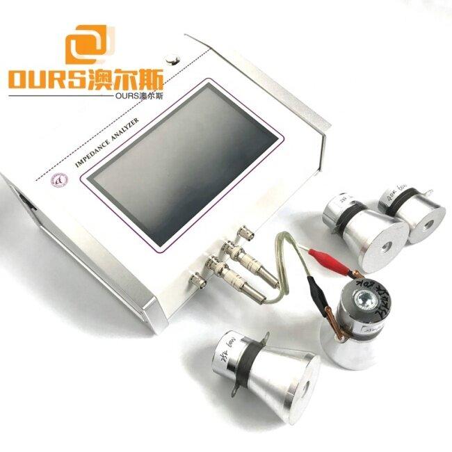 Ultrasonic Impedance Analyzer Graphic Analyzer For Ultrasonic Components As Transducer Horn Ceramics 1000KHz