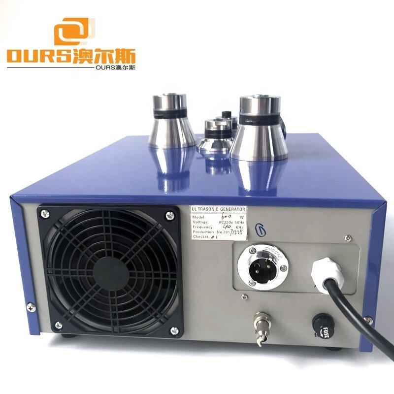20-40KHz Frequency and Power Adjustable Ultrasonic Tank Generator 1200W Ultrasonic Transducer Tank Generator