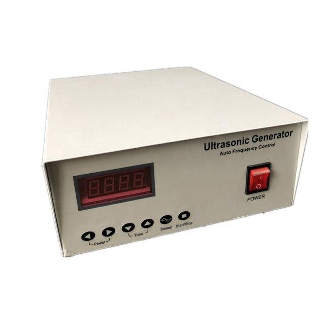 ultrasonic vibrating screen generator and transducer for vibrating sieve machine 35khz