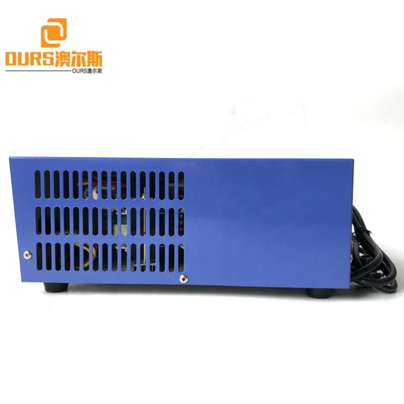 28K 40KHZ 1500W Different Frequency Ultrasonic Generator For Manufacture Automatic Cleaning System