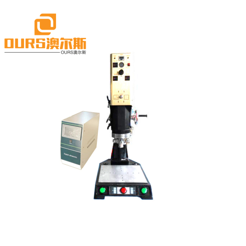 15khz Price ultrasonic plastic pipe pvc plastic welding machine