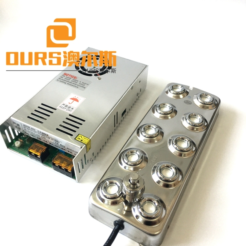 1.7mhz 10 heads New Product Ultrasonic Atomizer Disc Plate For Tobacco Industry