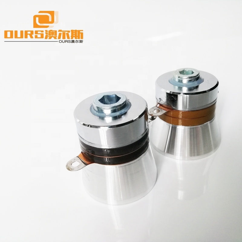 Ultrasonic Cleaner 60W Power 40KHz Cleaning Machine Transducer