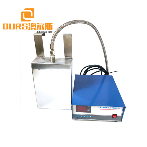 28KHz 600w Submersible Ultrasonic Transducer And Ultrasonic Generator For Ultrasonic Cleaner