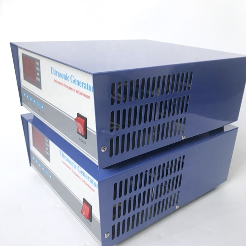 300W 200KHz Powerful High Frequency Generators To Operate Ultrasonic Transducer Systems