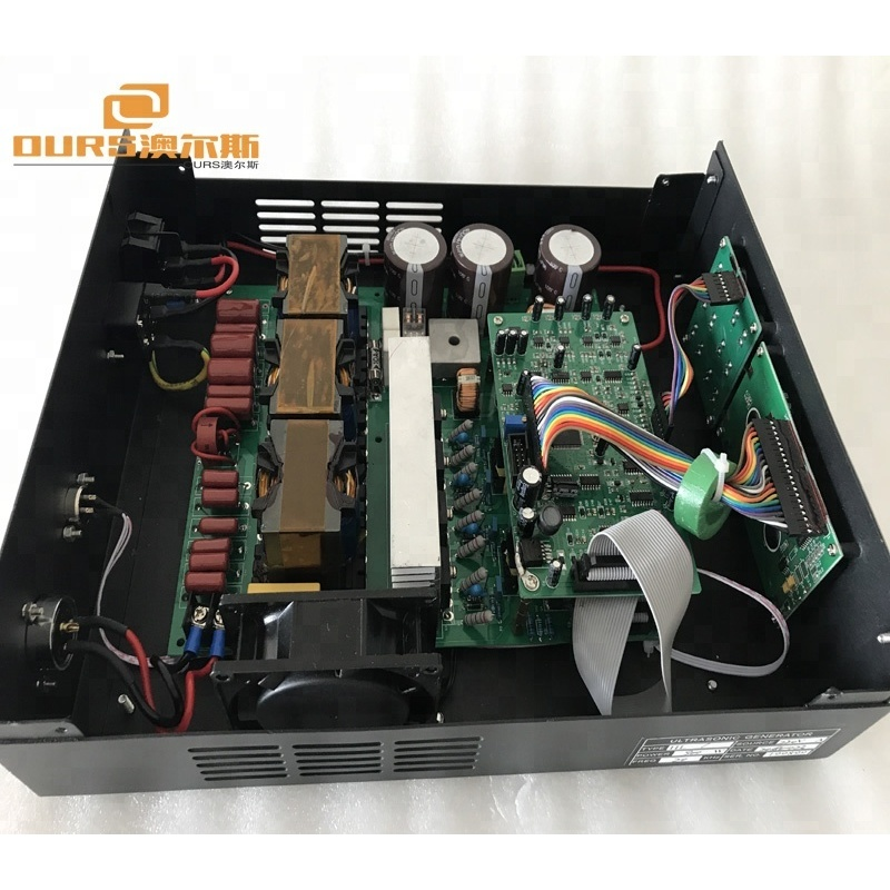 1000W 35KHZ ultrasonic welding generator for plastic welding Ultrasonic Piezoelectric Transducer for Ultrasonic Welding machine