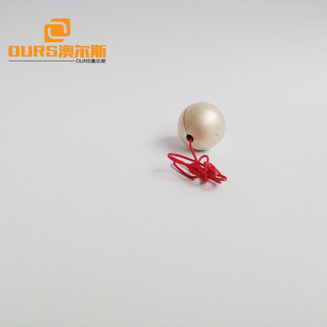 Ceramic Ball Piezoelectric Ceramic Hollow Spheres 20mm*1.5mm Piezoelectric Sphere