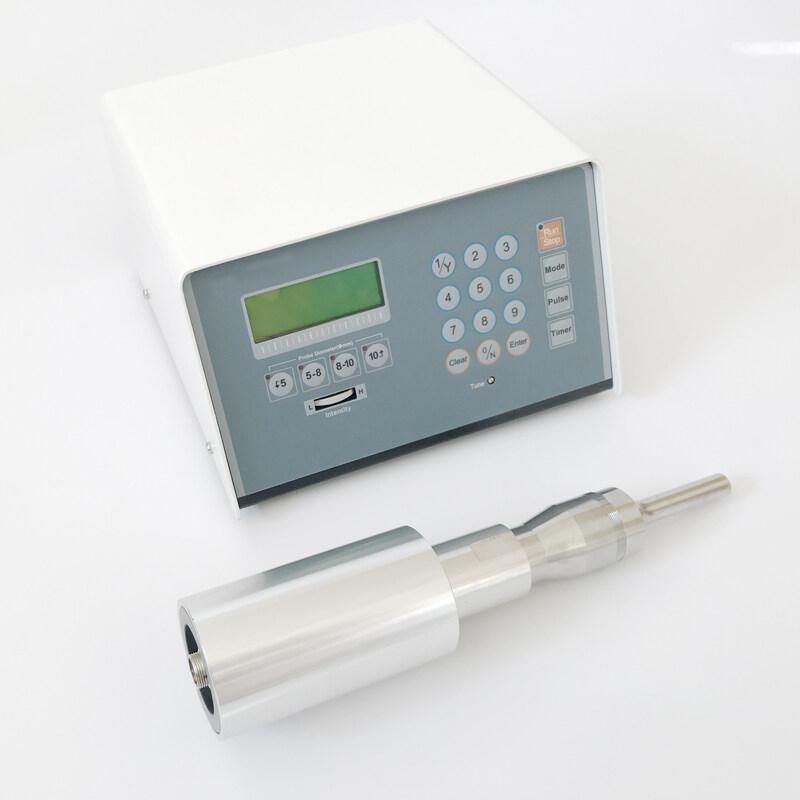 20khz Ultrasonic Cell crusher for Ultrasonic Homogenizer 800W Cell disruption Mixing Ultrasonic Liquid Processor
