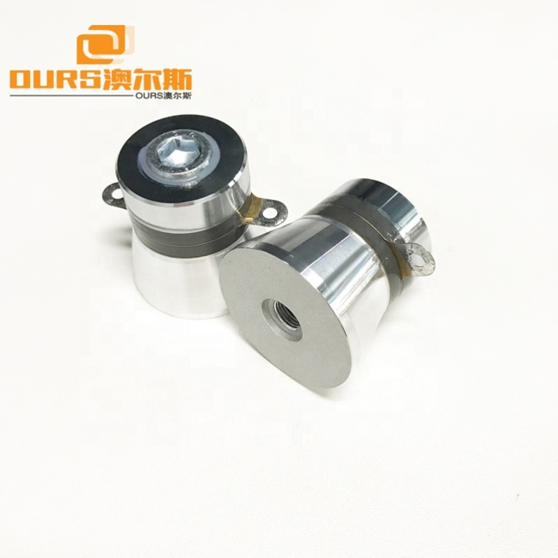 2019 Sell Well Ultrasonic Piezo Transducer 40KHz 50W For Ultrasonic Dishwasher And Vegetable Machine