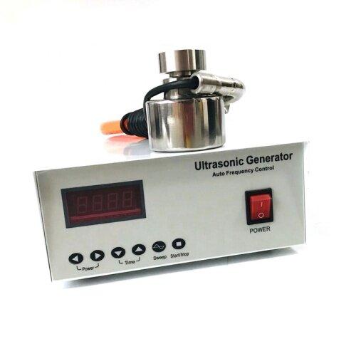 33KHz 100W Ultrasonic Sensor For Vibration Screen In Electromagnetic Powder/Anode Material/Carbon Powder