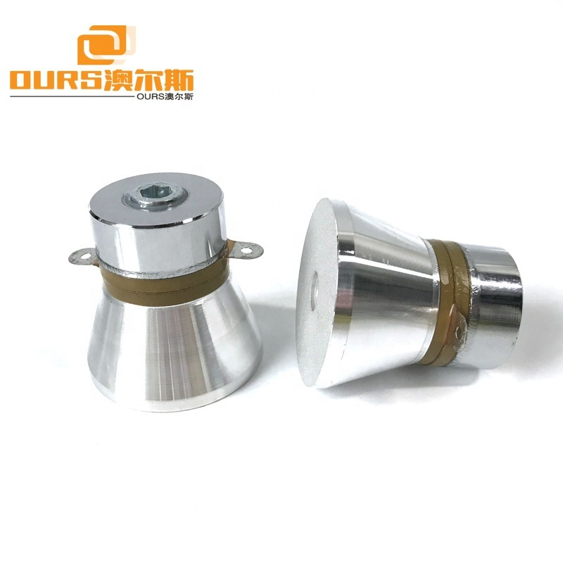 Best Quality 28KHz/100W PZT8/PZT4 Ultrasonic Transducer For Cleaning Machine Introduction