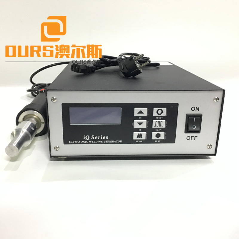 500W  35khz/40khz portable ultrasonic spot plastic welding machine Ultrasonic spot welder for pvc