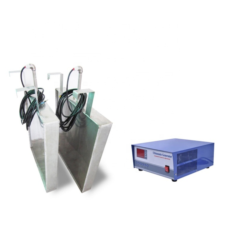 1500W Submersible Ultrasonic Vibration Plate for Industry Ultrasonic Cleaning
