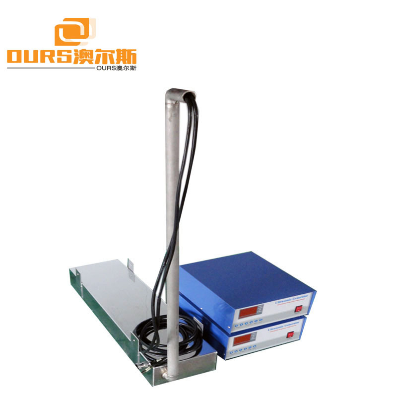 1000W Ultrasonic Vibration Plate Box Cleaning Metal Hardware Parts Degreasing Cleaning
