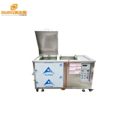 28Khz 1500W With Cyclic Filter Ultrasonic Cleaning Machine For Clean Auto Parts Mould Oil/Rust