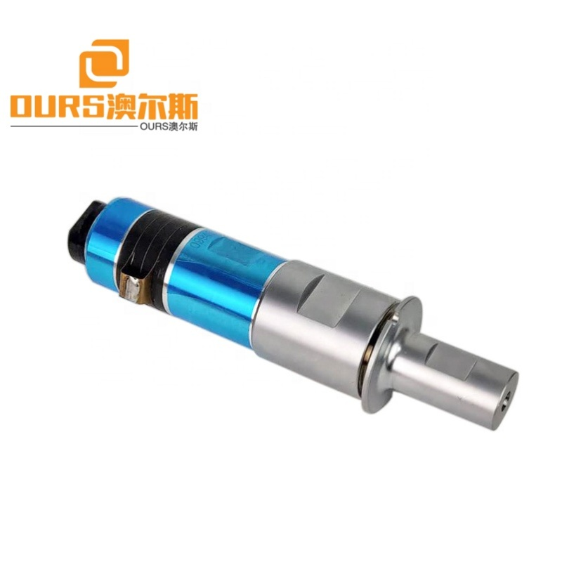 15K1500W Piezoelectric Transducer for welding Plastic sealing machine,ultrasonic welder