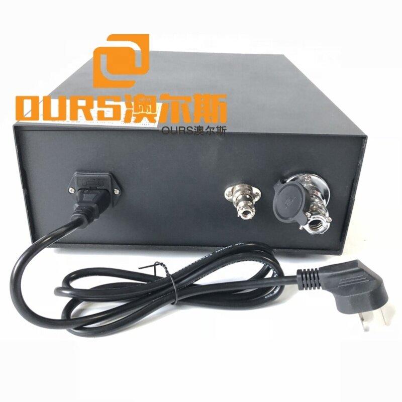 15KHZ-20KHZ Ultrasonic Welding Generator Transducer Horn For Medical Nonwoven Fabric Mask/Out Ear Mask Welding Seal