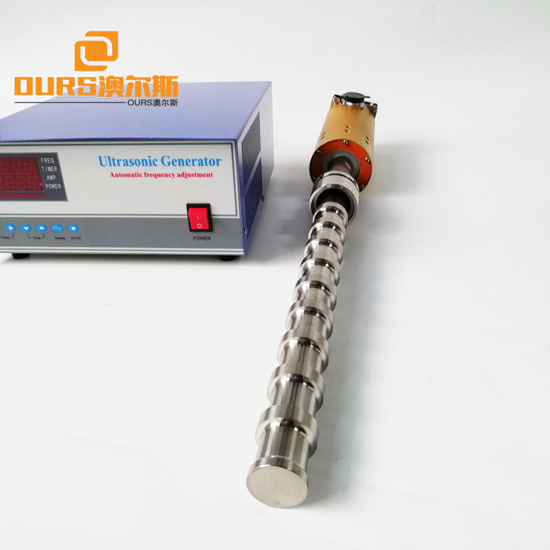 2000W Industrial Ultrasonic Cleaner Shock Rod Stick Oil Rust degreasing Lab Ultrasound washer Immersion