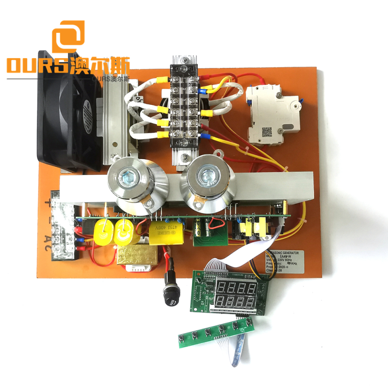 25khz 2000W Ultrasonic Generator PCB For Cleaning of Steering Machine