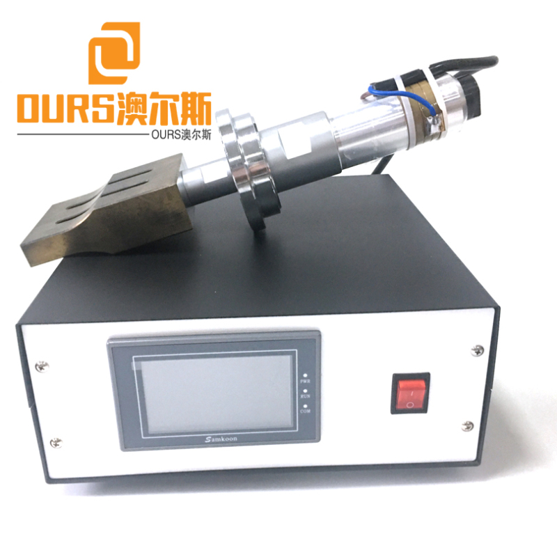 20KHZ Frequency 2000W Power Ultrasonic Welding Machine with transducer for surgical ultrasonic welding machine