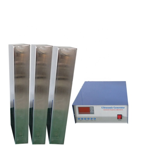 Immersible Ultrasonic Transducer 40KHz Ultrasonic Vibration Plate With Ultrasonic Generator