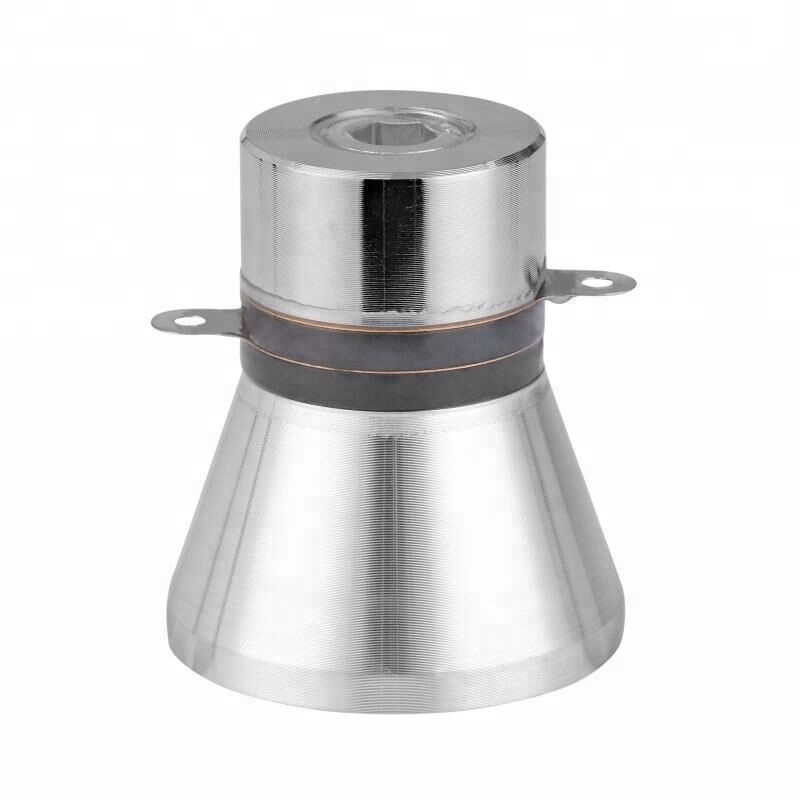 60w Ultrasonic Transducer Piezoelectric Ceramic Ultrasonic Transducers for sale 28khz p4