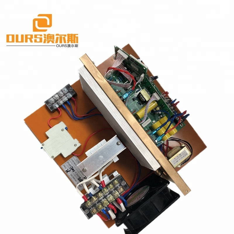 600W Ultrasonic PCB circuit board  PCB Piezoelectric BLT transducer power driver generator CE&FCC