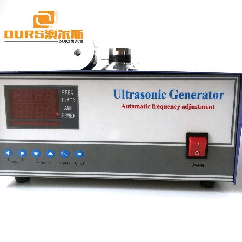 1000W Automatic Frequency Adjustment 17K,20K,25K,28K,33K,40K Ultrasonic Generator Ultrasonic Standard Cleaning Machine