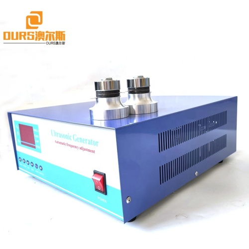 28K Or 40KHZ Big Industrial Cleaning Machine Power Ultrasonic Generator 3000W High Power For Driving 50PCW 60W Transducer