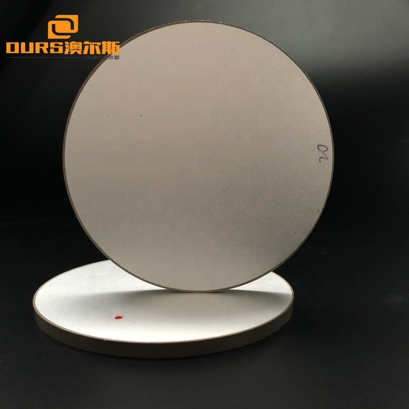 piezoelectric ceramic disc transducer 50x3mm piezoelectric disk beeper P8 material