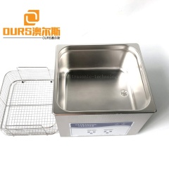 15L Ultrasonic Cleaner Power With Temperature For Car Oil Parts/Motherboard Hardware Cleaning Tank Equipment Bath Ultrasound