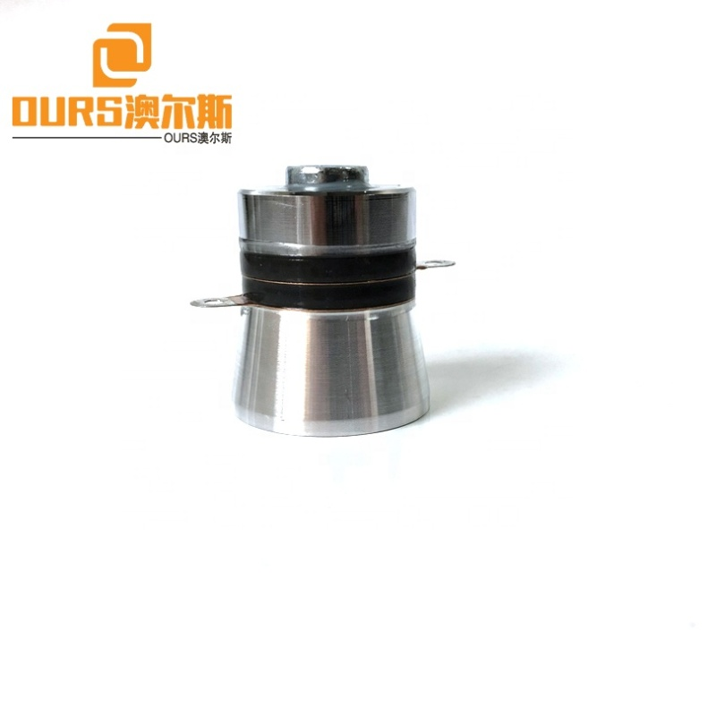 Multi Frequency Piezoelectric Ultrasonic Transducer For Cleaning Machine 40K/77K/100K/170K Ultrasound Cleaning Transducer/Sensor