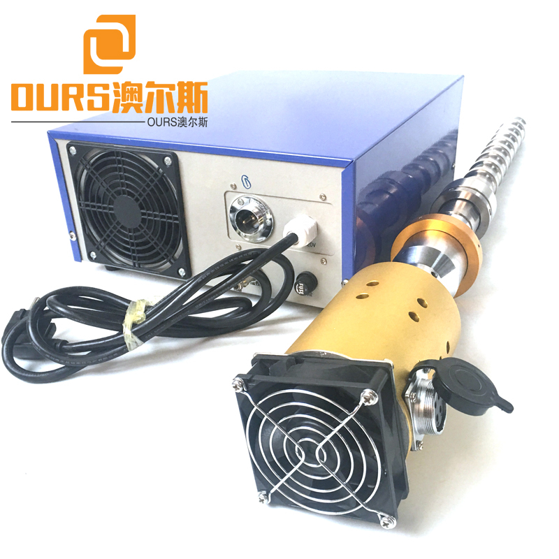 2000W 20KHZ High Power Ultrasonic System Extraction Rod Sealed And Waterproof