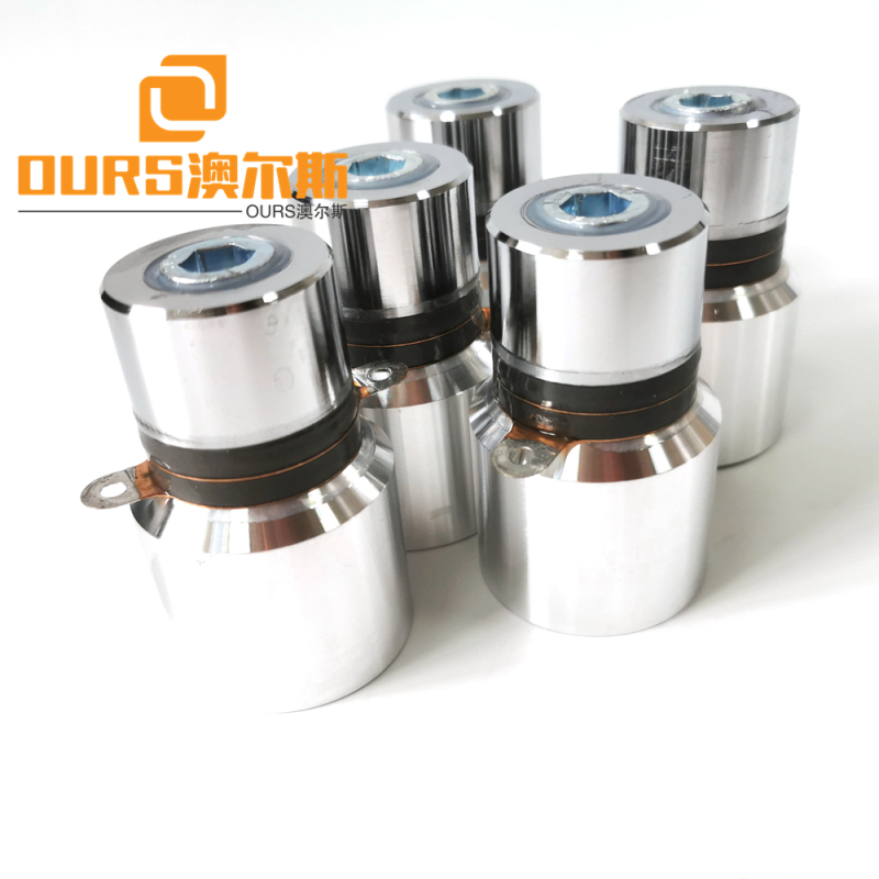 28khz  Ultrasonic Cleaning Transducer For Diy Cleaner 50w Ultrasonic Oscillator Piezoelectric Transducer