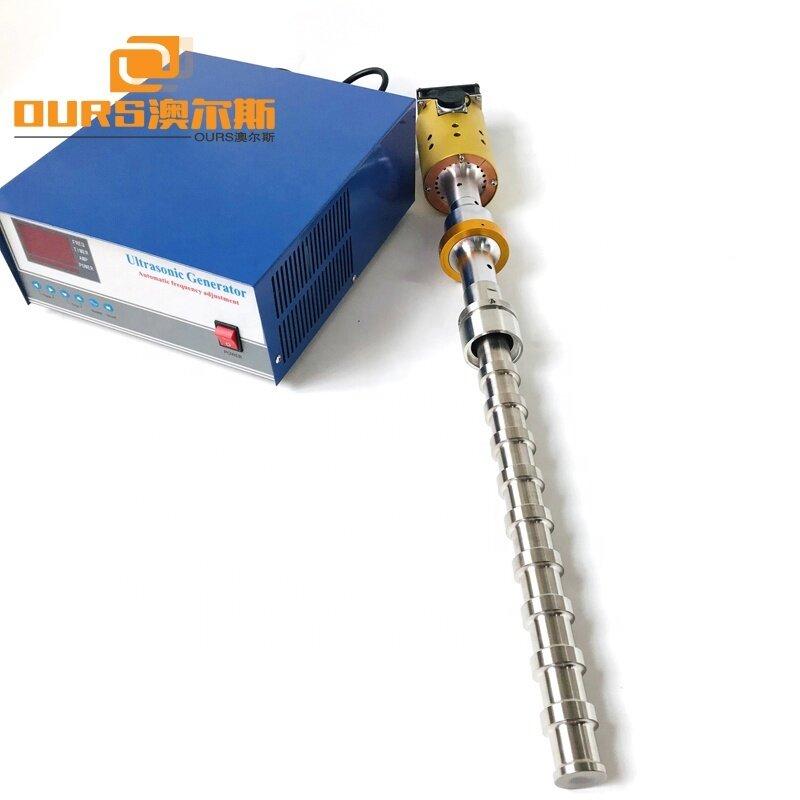 20KHz Ultrasound Ultrasonic Blending Biodiesel Processor Sonicator With Ultrasonic Generator Driver