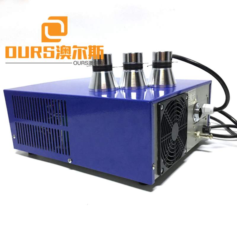 1200W Power Ultrasonic Generator to drive with ultrasonic transducer 17khz,20khz,25khz,28khz,33khz,40khz Frequency is adjustable