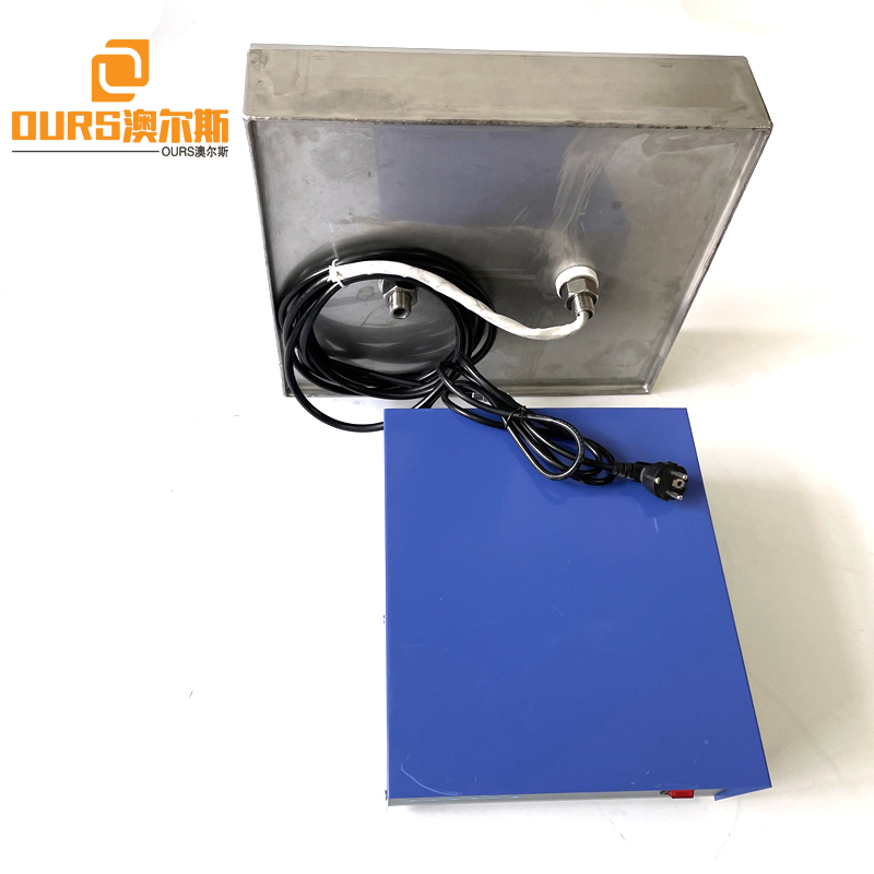 28K 1200W Submersible Ultrasonic Transducer As Filter Diesel Driven Particles Cleaner Ultrasonic Machine