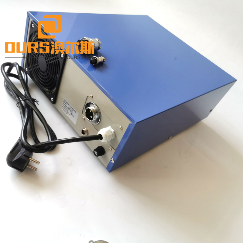 28khz 3000w Industrial Ultrasonic Cleaning Generator Used For  Cleaning Optical Instruments and Containers