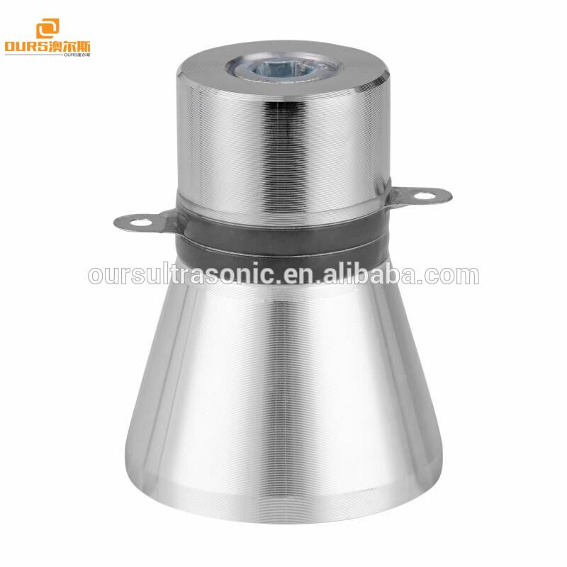 100w Piezoelectric 25khz  Ultrasonic washer Transducer Manufacturer supply