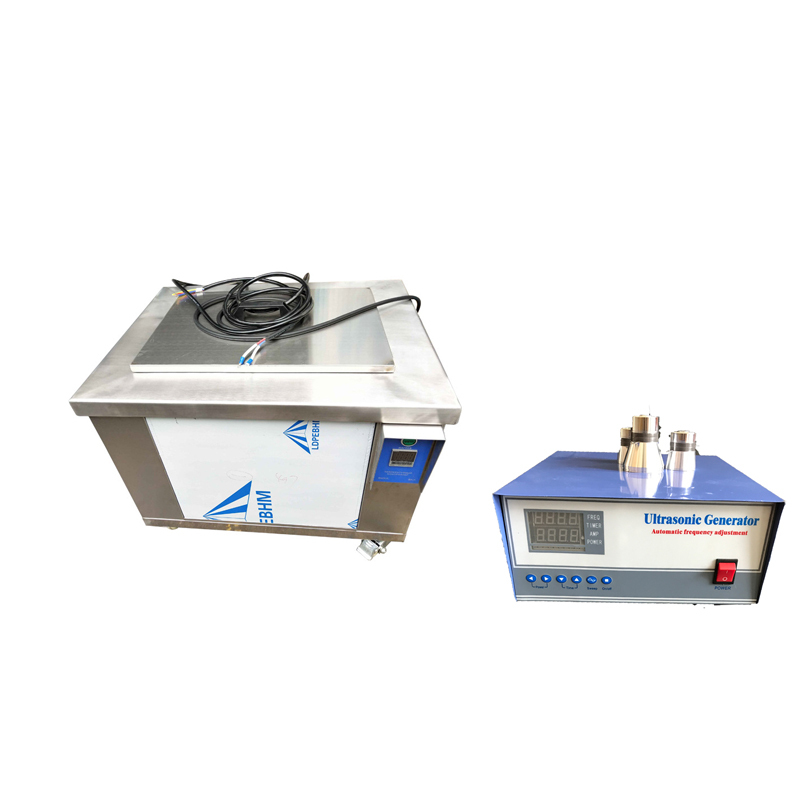 Ultrasonic Cleaner Stainless Bath 1500W 40KHZ Large Capacity Remove Oil Rust Industrial Parts Customized Cleaning Machine