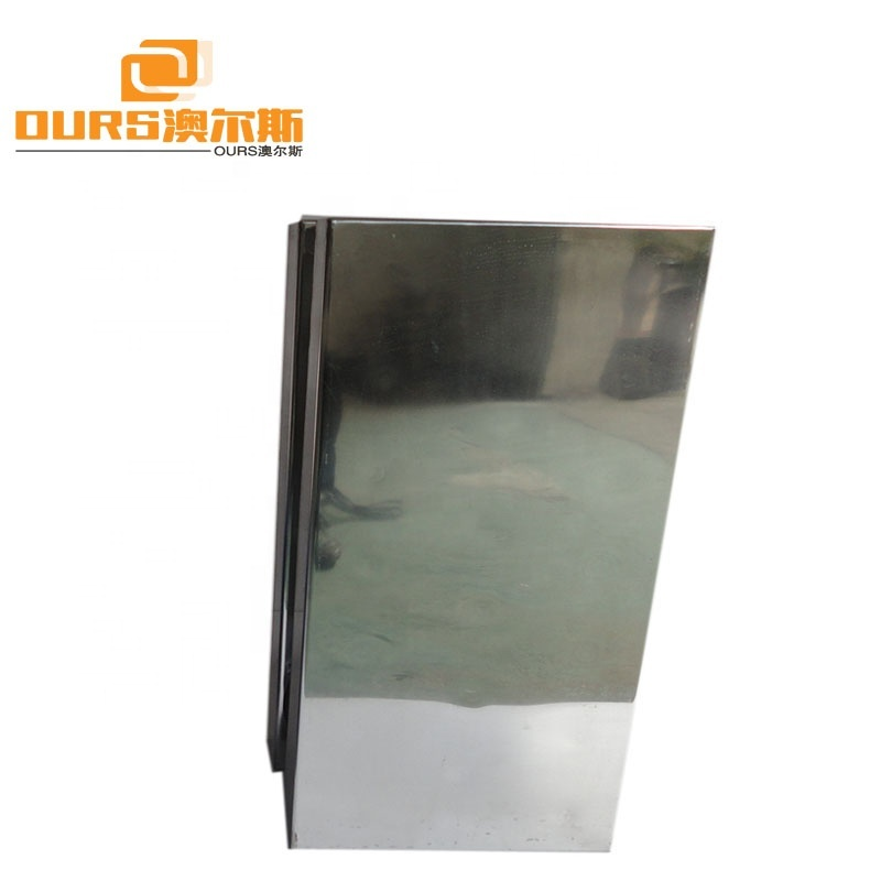 68-135KHz High Frequency 300W-1200W Stainless Steel Submersible Type Ultrasonic Cleaning Transducer And Generator For Cleaning
