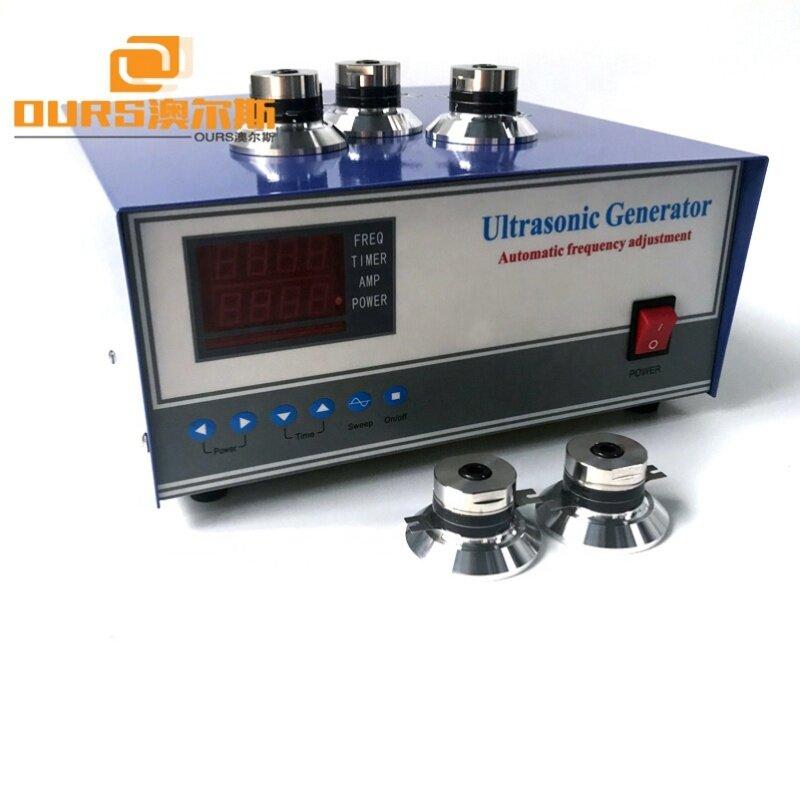 2000W Digital Good Quality Ultrasonic Sound Generator From 20KHz - 40KHz For Cleaning Machine