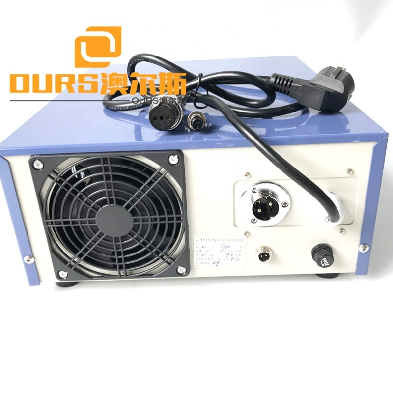 300W Ultrasonic Bath Power Control Industrial Ultrasound Cleaning Generator Case Cleaner Bath Transducer Engine With CE