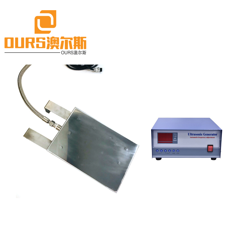 25KHZ/28KHZ 300W-7000W Customized Submersible Ultrasonic Transducer For Ultrasonic Part Cleaning
