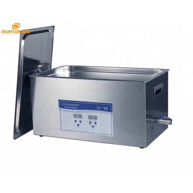 CE&FCC 2L-30L Dental Ultrasonic Cleaner with timer temperature control and free basket for cleaning everything