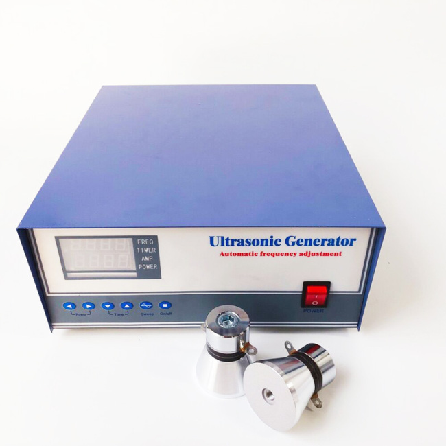 ultrasonic wave oscillator generator 1000W 40khz for ultrasonic cleaning oscillation machine with Drive Generator