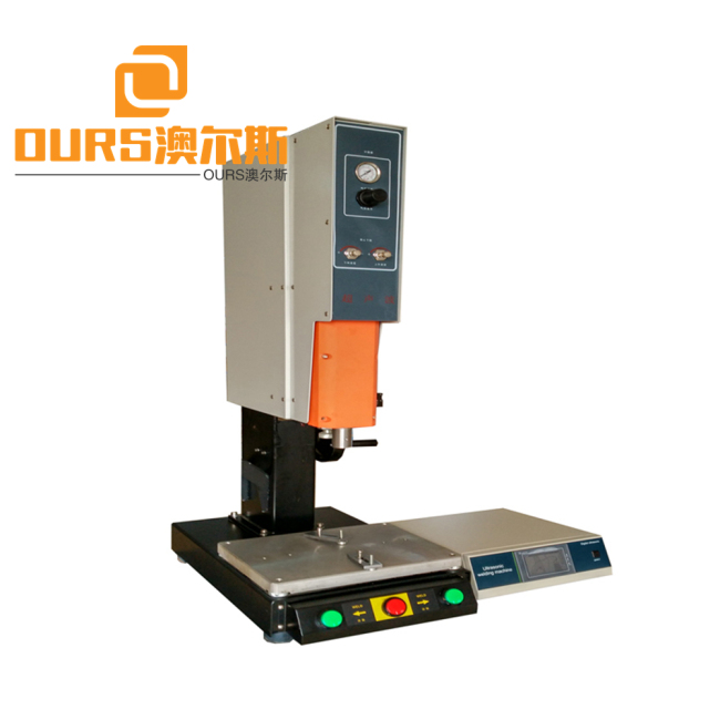4200W Ultrasonic plastic welding machine with table riveting sealing ultrasound welder