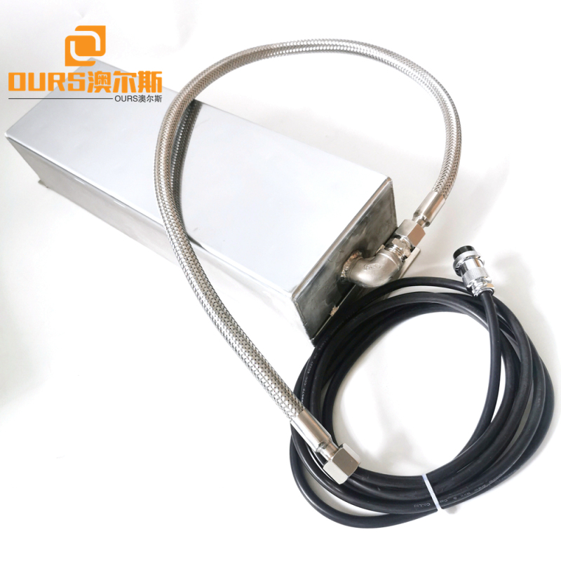 300w 20khz 316 SS  Ultrasonic waterproof  Transducer Pack With Generator for  City Water Faucet  Cleaning